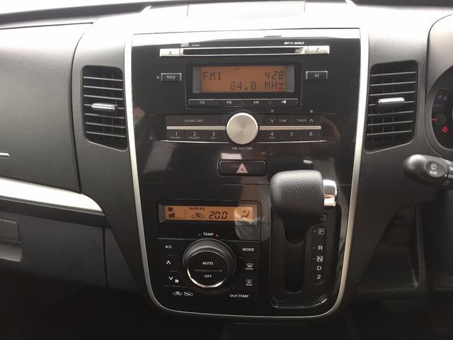 スズキ ワゴンRスティングレー X HIDライト キーフリー