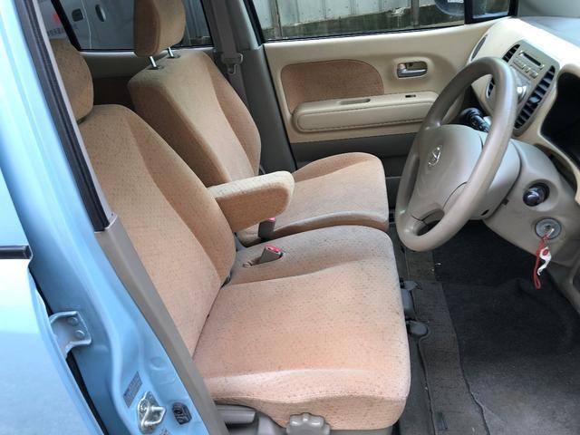 日産 モコ S ベンチシート 純正CDデッキ 電動格納ミラー エアバッグ