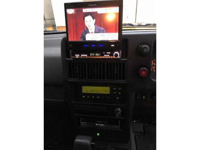 フルセグTV・バックカメラ付き