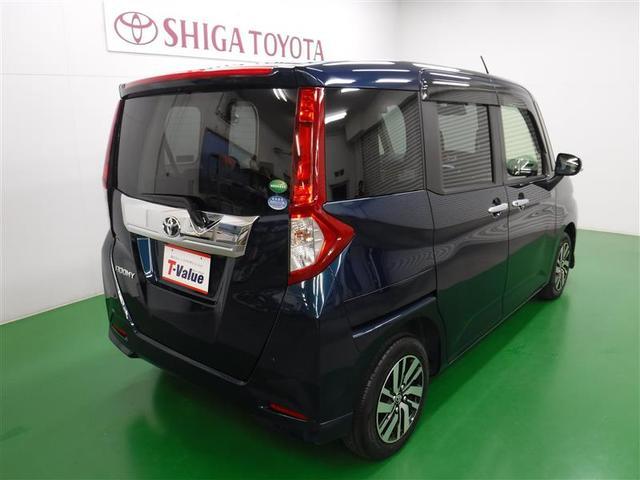 「トヨタ」「ルーミー」「ミニバン・ワンボックス」「滋賀県」の中古車3