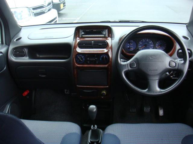 ダイハツ ムーヴ エアロダウンカスタムM4 4WD ターボ 5MT