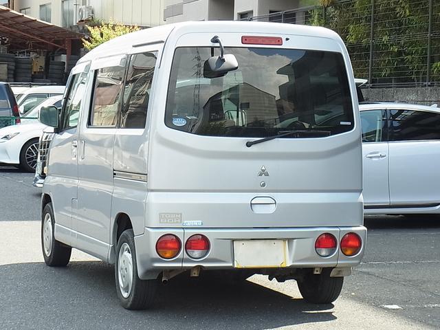 「三菱」「タウンボックス」「コンパクトカー」「京都府」の中古車4