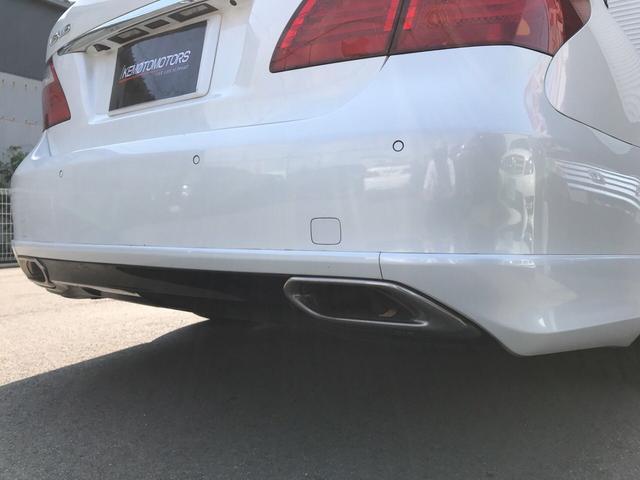 LS460 左ハンドル CARFAXあり 革 SR 22AW(10枚目)