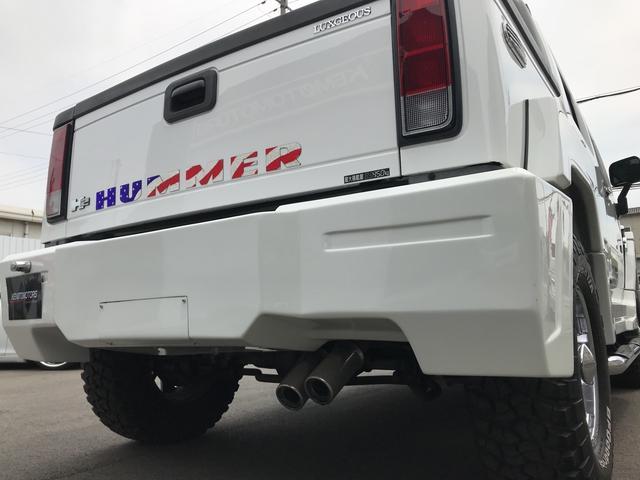「ハマー」「ハマーH2」「SUV・クロカン」「滋賀県」の中古車4