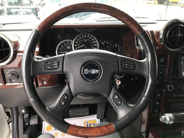 「ハマー」「ハマーH2」「SUV・クロカン」「滋賀県」の中古車11