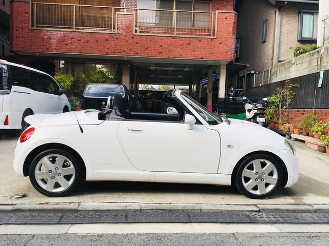 「ダイハツ」「コペン」「オープンカー」「京都府」の中古車2