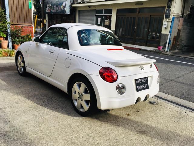 「ダイハツ」「コペン」「オープンカー」「京都府」の中古車8