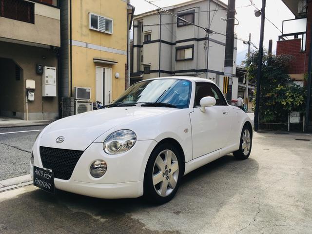 「ダイハツ」「コペン」「オープンカー」「京都府」の中古車9