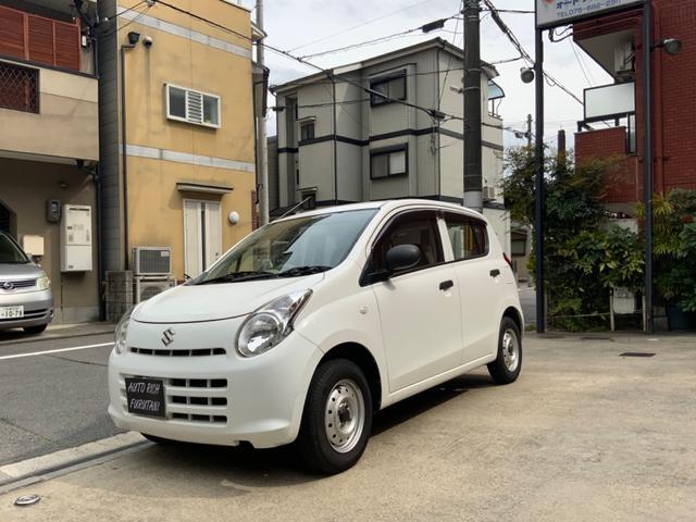 「スズキ」「アルト」「軽自動車」「京都府」の中古車5