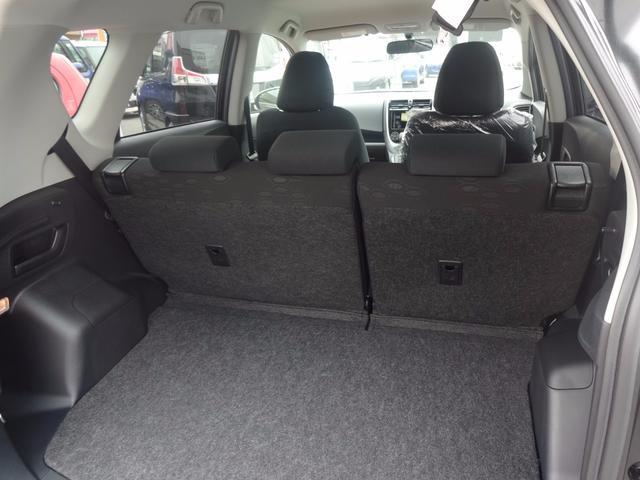 トヨタ ラクティス X キーレスエントリー プライバシーガラス 電動格納ミラー