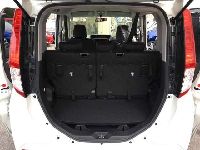 トヨタ ルーミー X キーフリー 左側後席電動スライドドア 電格ミラー