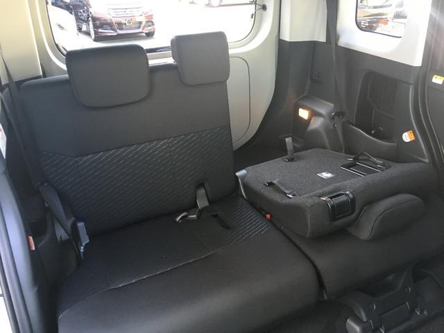 X 登録済未使用車 キーフリー  後席片側電動スライドドア(13枚目)