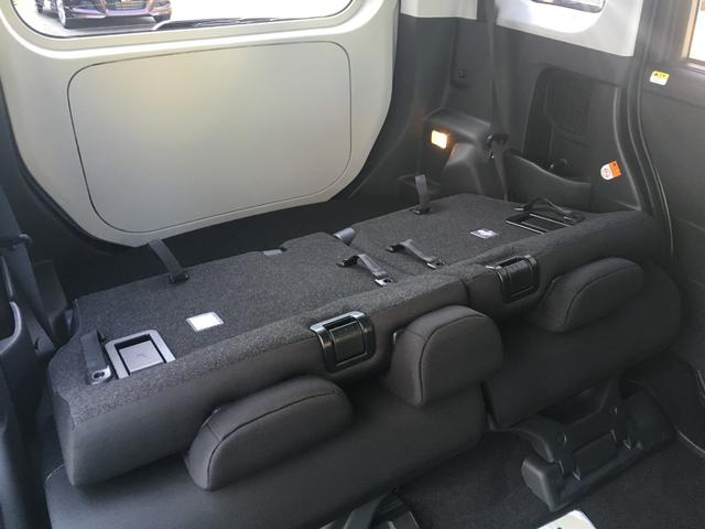 X 登録済未使用車 キーフリー  後席片側電動スライドドア(17枚目)