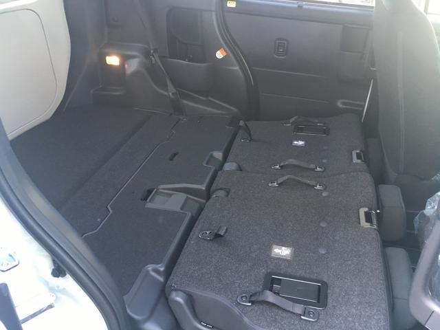 X 登録済未使用車 キーフリー  後席片側電動スライドドア(19枚目)