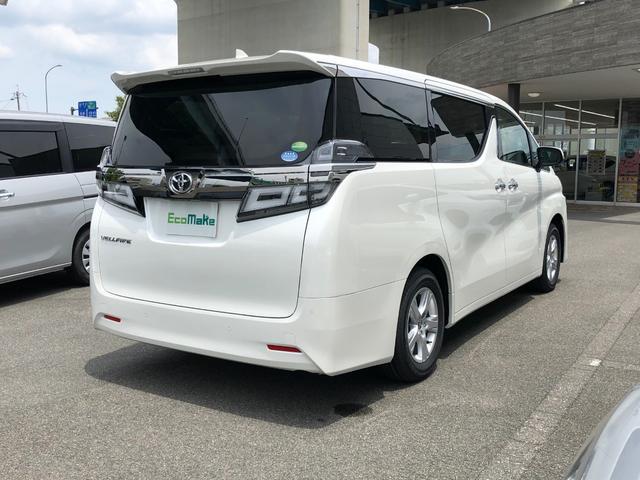 「トヨタ」「ヴェルファイア」「ミニバン・ワンボックス」「京都府」の中古車3