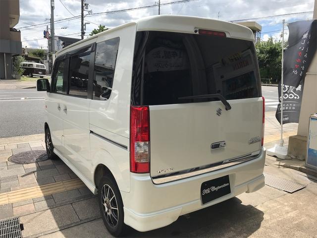 「スズキ」「エブリイワゴン」「コンパクトカー」「京都府」の中古車11