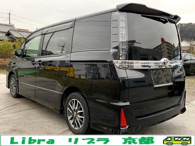 「トヨタ」「ヴォクシー」「ミニバン・ワンボックス」「京都府」の中古車36