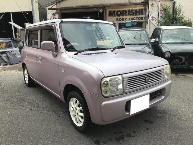 「スズキ」「アルトラパン」「軽自動車」「京都府」の中古車2