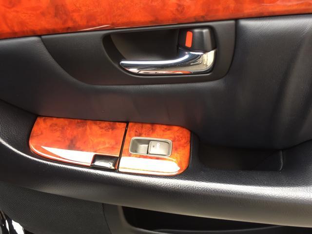 トヨタ セルシオ eR仕様 サンルーフレザーマルチ 特選車両