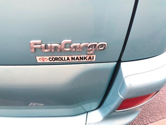 「トヨタ」「ファンカーゴ」「ミニバン・ワンボックス」「京都府」の中古車39
