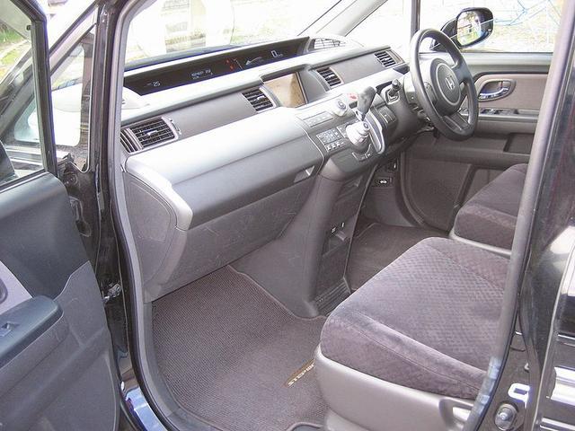 ホンダ ステップワゴン G スタイルエディション HDDインターナビ 両側パワースラ