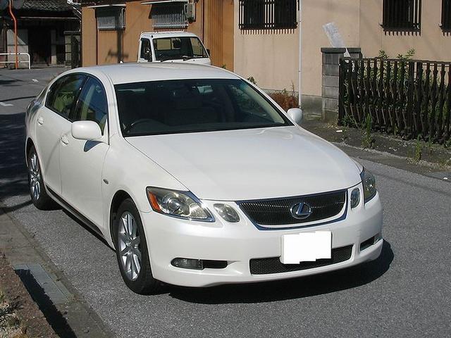 「レクサス」「GS」「セダン」「滋賀県」の中古車3