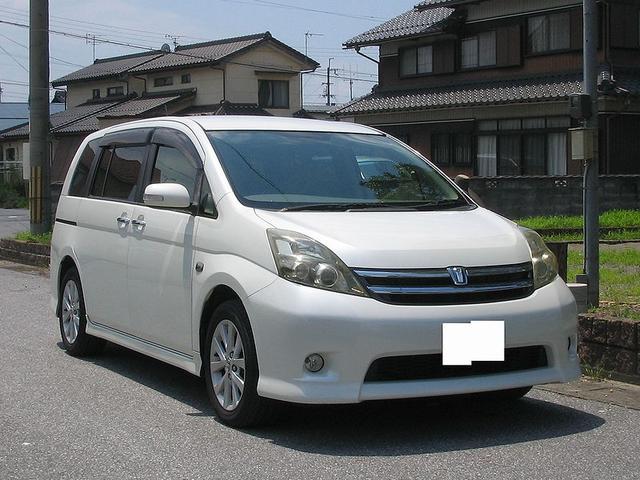 「トヨタ」「アイシス」「ミニバン・ワンボックス」「滋賀県」の中古車2