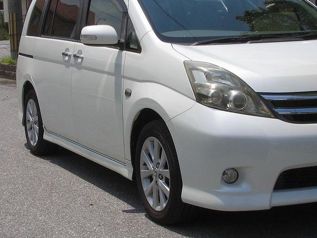「トヨタ」「アイシス」「ミニバン・ワンボックス」「滋賀県」の中古車21