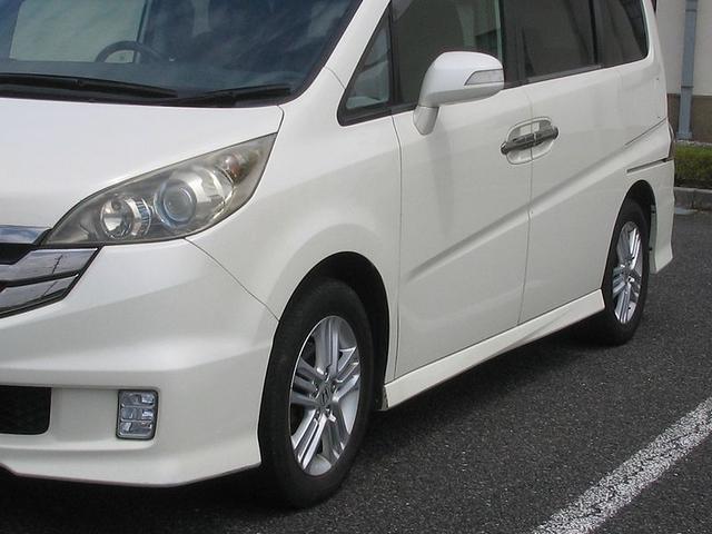 「ホンダ」「ステップワゴン」「ミニバン・ワンボックス」「滋賀県」の中古車21