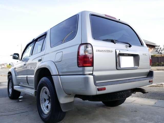 「トヨタ」「ハイラックスサーフ」「SUV・クロカン」「京都府」の中古車6