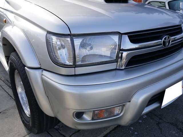 「トヨタ」「ハイラックスサーフ」「SUV・クロカン」「京都府」の中古車8