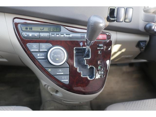 プラタナ プラタナ Gエディション禁煙車純正HDDナビ CD/DVD バックカメラ 純正16インチアルミ 両側電動スライドドア ETC HIDヘッドライト キーレススマートロックオートエアコン3列シート7人乗り(11枚目)