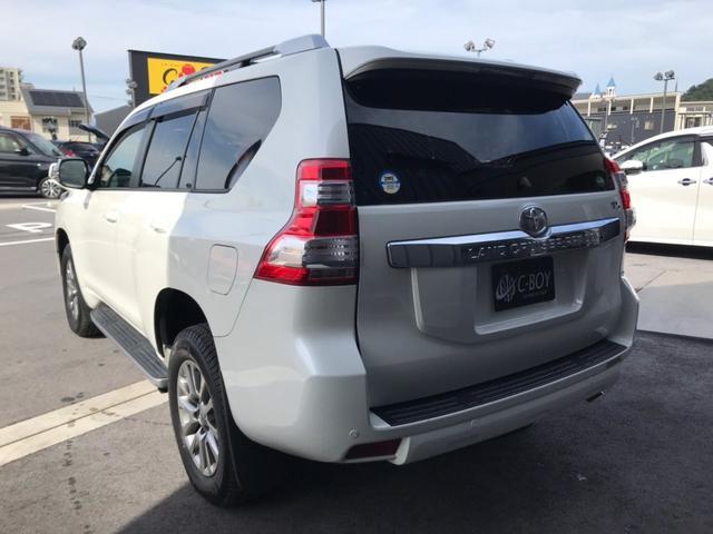 「トヨタ」「ランドクルーザープラド」「SUV・クロカン」「滋賀県」の中古車8