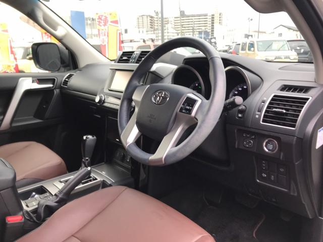 「トヨタ」「ランドクルーザープラド」「SUV・クロカン」「滋賀県」の中古車15