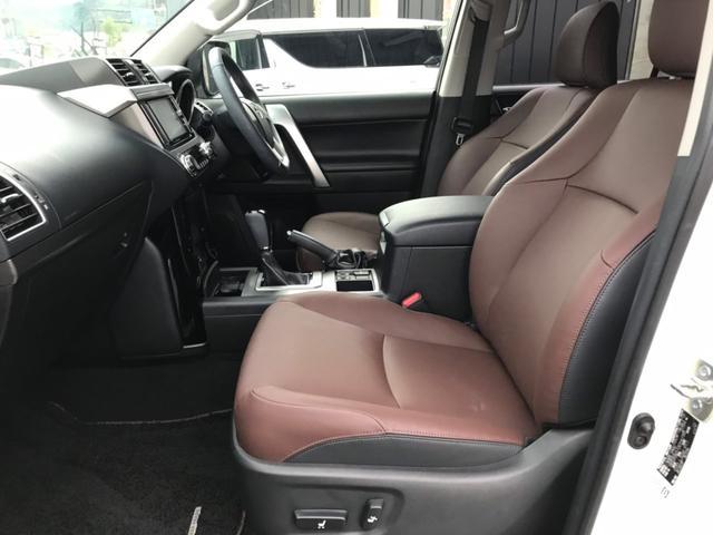 「トヨタ」「ランドクルーザープラド」「SUV・クロカン」「滋賀県」の中古車49