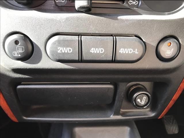 ランドベンチャー 5速MT 4WD ターボ シートヒーター(12枚目)