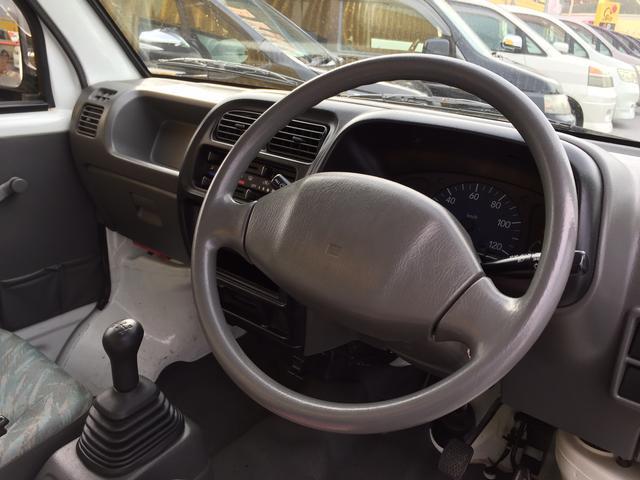 マツダ スクラムトラック KU 4WD