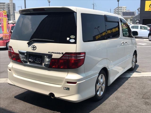 「トヨタ」「アルファードG」「ミニバン・ワンボックス」「滋賀県」の中古車5