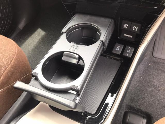 ハイブリッドG 左側パワースライドドア ダブルオートエアコン AC100V・1500W 前席シートヒーター USB電源ソケット クルーズコントロール プリクラッシュセーフティ LEDヘッドライト オートリトラミラー(23枚目)
