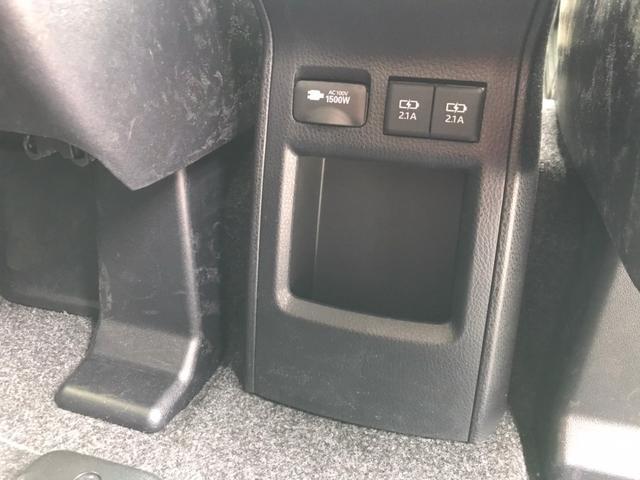 ハイブリッドG 左側パワースライドドア ダブルオートエアコン AC100V・1500W 前席シートヒーター USB電源ソケット クルーズコントロール プリクラッシュセーフティ LEDヘッドライト オートリトラミラー(27枚目)