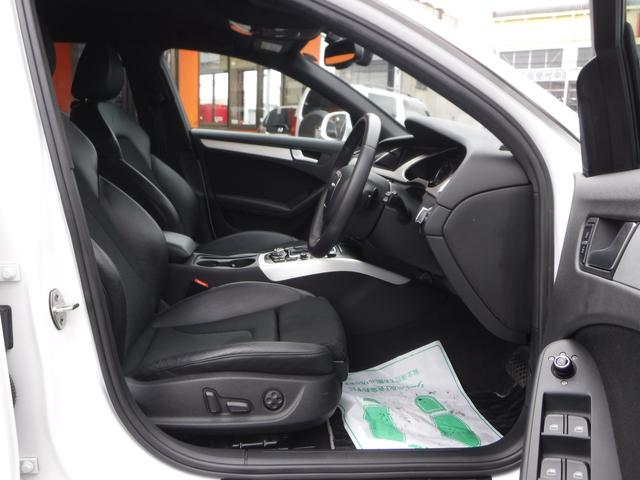アウディ アウディ A4アバント 1.8TFSI Sラインパッケージ 1オーナー 禁煙車