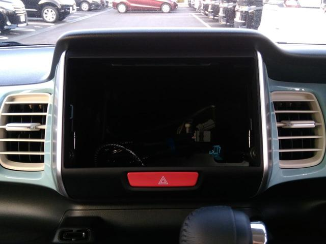 ホンダ N-BOXスラッシュ G・Lインテリアカラーパッケージ 届出済未使用車 革シート