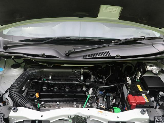 ハイブリッドMV 登録済未使用車 新型 デュアルカメラブレーキ レーダークルーズ LEDヘッド サイドエアバック リアパーキングセンサー 電動スライドドア パドルシフト 純正15インチAW ステアリングリモコン(39枚目)
