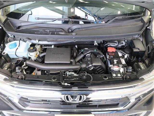 L 新型 届出済み未使用車 ホンダセンシング クリアランスソナー シートヒーター バックカメラ 電動スライドドア LEDヘッド サイド/カーテンエアバッグ 純正14AW オートエアコン(35枚目)