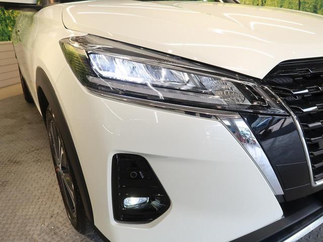 X 登録済未使用車 プロパイロット LEDヘッド インテリジェントエマージェンシーブレーキ オートマチックハイビーム ハーフレザーシート コーナーセンサー(10枚目)