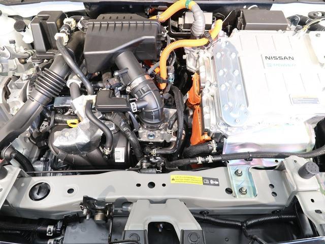 X 登録済未使用車 プロパイロット LEDヘッド インテリジェントエマージェンシーブレーキ オートマチックハイビーム ハーフレザーシート コーナーセンサー(58枚目)