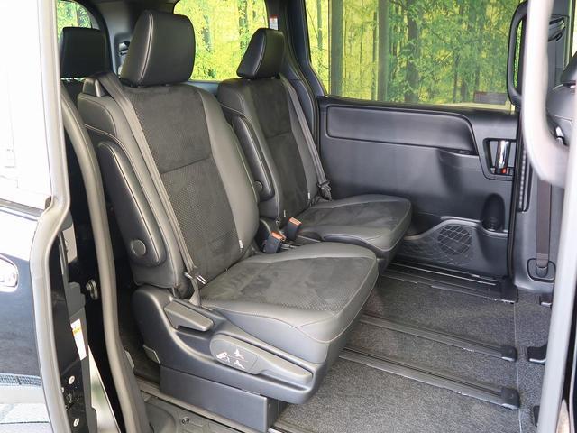 ハイブリッドZS 煌III 登録済未使用 セーフティセンス 両側電動ドア ハーフレザーシート シートヒーター LEDヘッド クリアランスソナー リアオートエアコン オートハイビーム 禁煙車 スマートキー 純正16AW(11枚目)