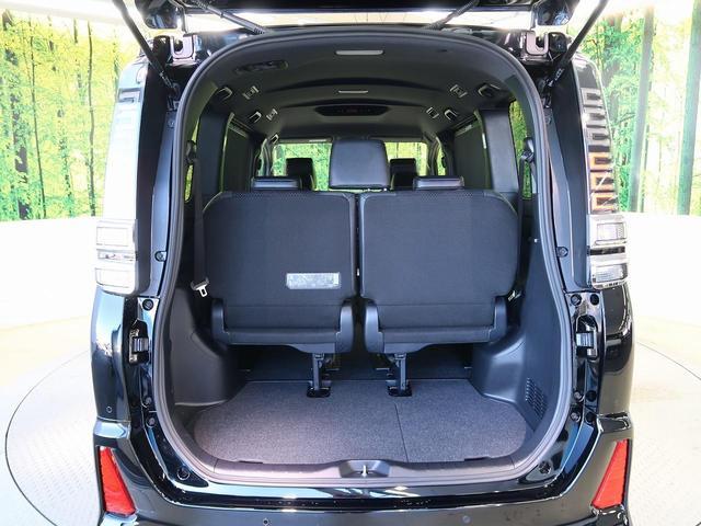ハイブリッドZS 煌III 登録済未使用 セーフティセンス 両側電動ドア ハーフレザーシート シートヒーター LEDヘッド クリアランスソナー リアオートエアコン オートハイビーム 禁煙車 スマートキー 純正16AW(27枚目)