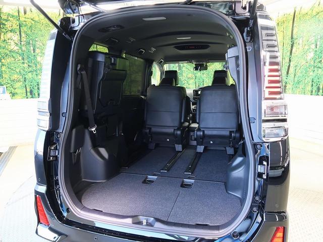 ハイブリッドZS 煌III 登録済未使用 セーフティセンス 両側電動ドア ハーフレザーシート シートヒーター LEDヘッド クリアランスソナー リアオートエアコン オートハイビーム 禁煙車 スマートキー 純正16AW(29枚目)