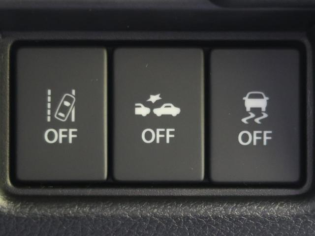 【車線逸脱警報】走行中、前方不注意で車線をはみ出すと判断した場合にブザーとメーター内の表示灯で注意を促します。